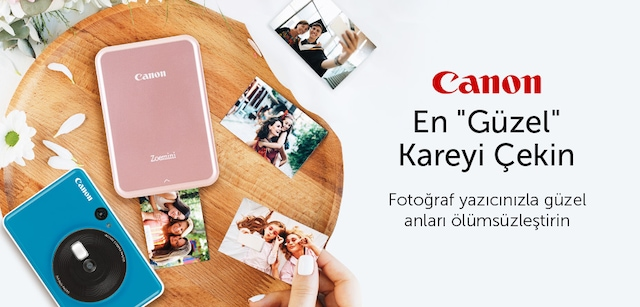 Canon Zoemini Ailesi Promosyonu - n11.com