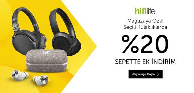 Hifilife Mağazasında Seçili Ürünlerde Sepette Ek %20 İndirim - n11.com