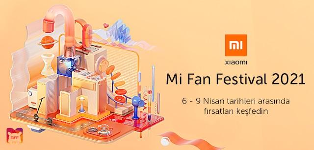 Xiaomi Mi Fan Festivali 2021 - n11.com