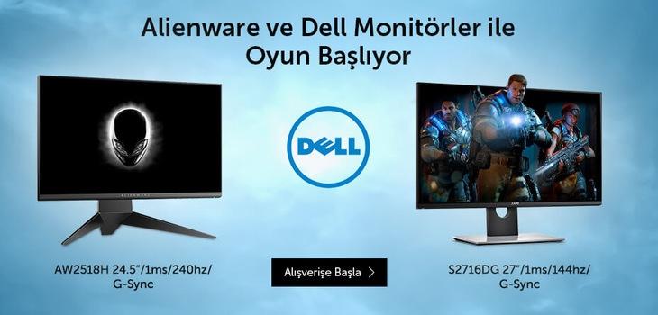 Dell Gaming Monitörler