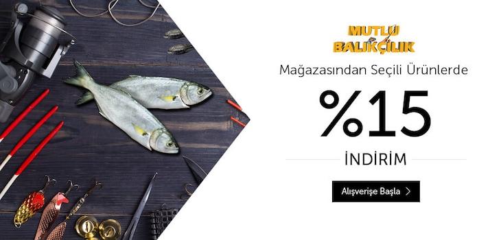 Mutlu Balıkçılık Mağazası