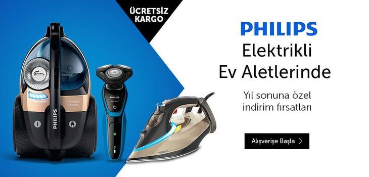Philips Elektrikli Ev Aletleri