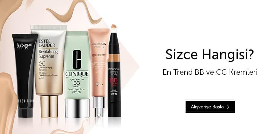 BB fondöten kozmetik indirim kampanya