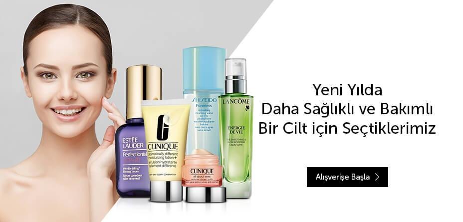 Cilt kozmetik indirim kampanya fırsat