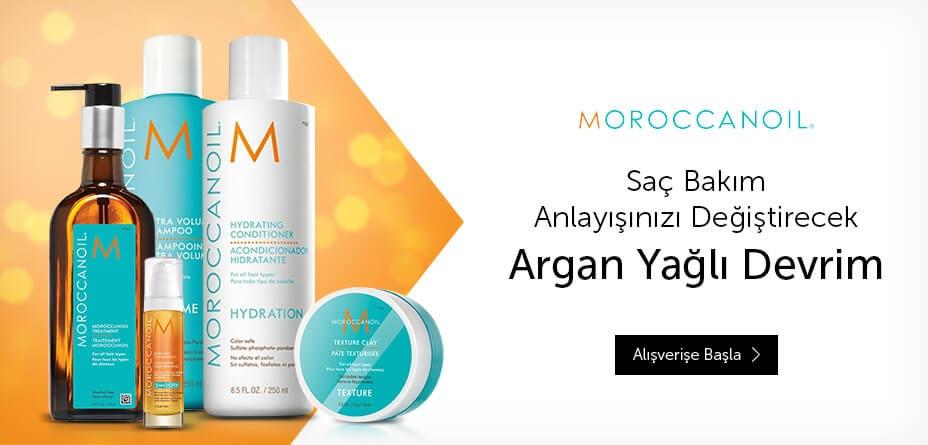 Moroccanoil-Argan Yağlı Devrim