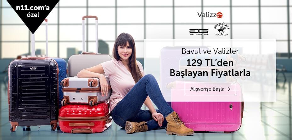 bavul ve valiz