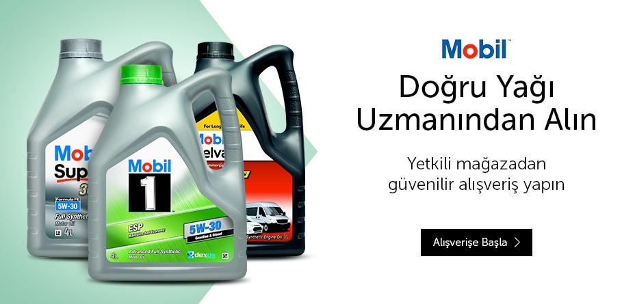 Mobil-oil