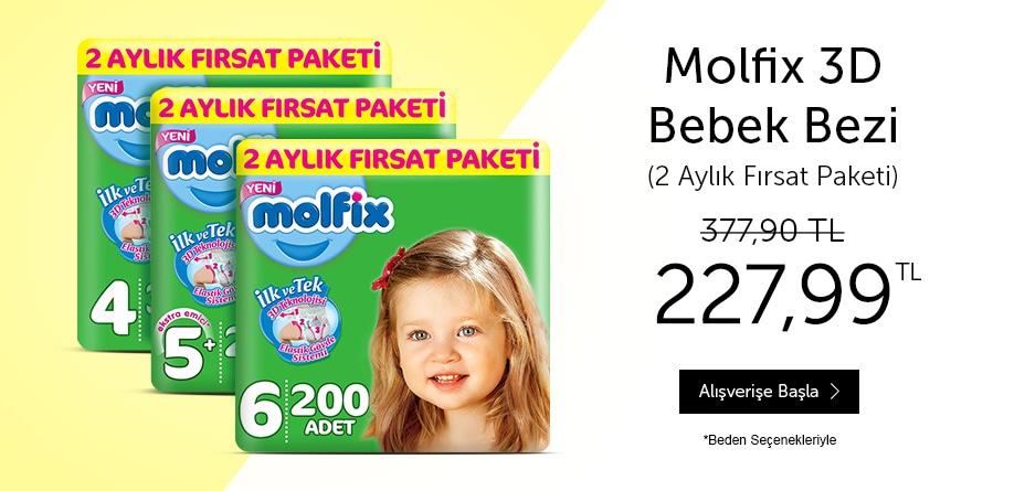 molfix,bebek bezi