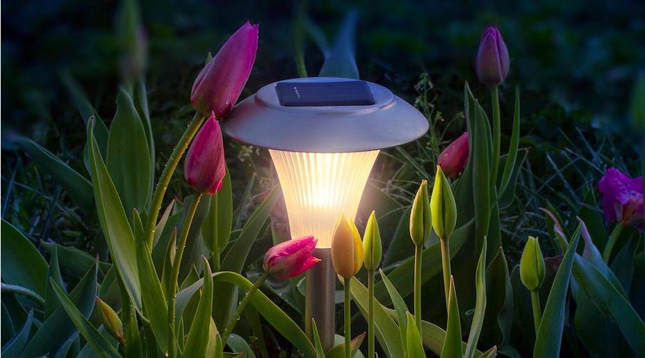 bahçe aydınlatmaları