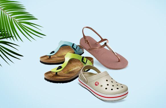 Terlik, Deniz Ayakkabısı ve Sandalatler 11,90 TL'den Başlayan Fiyatlar