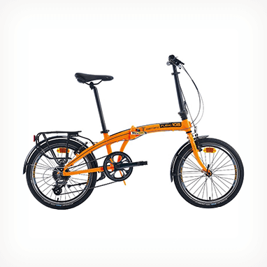 Carraro Flexi 108 Katlanır Bisiklet