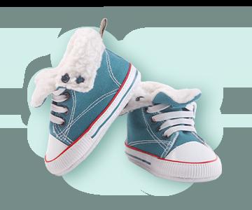 Erkek Bebek Ayakkabıları