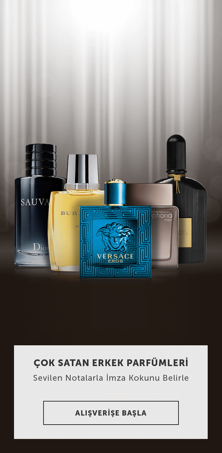 Erkek Parfümlerde Özel Fırsatlar