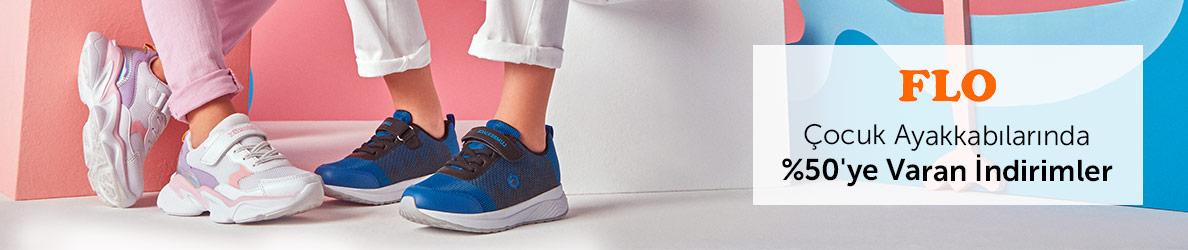 Flo Çocuk Ayakkabılarında %50'ye Varan İndirimler - n11.com