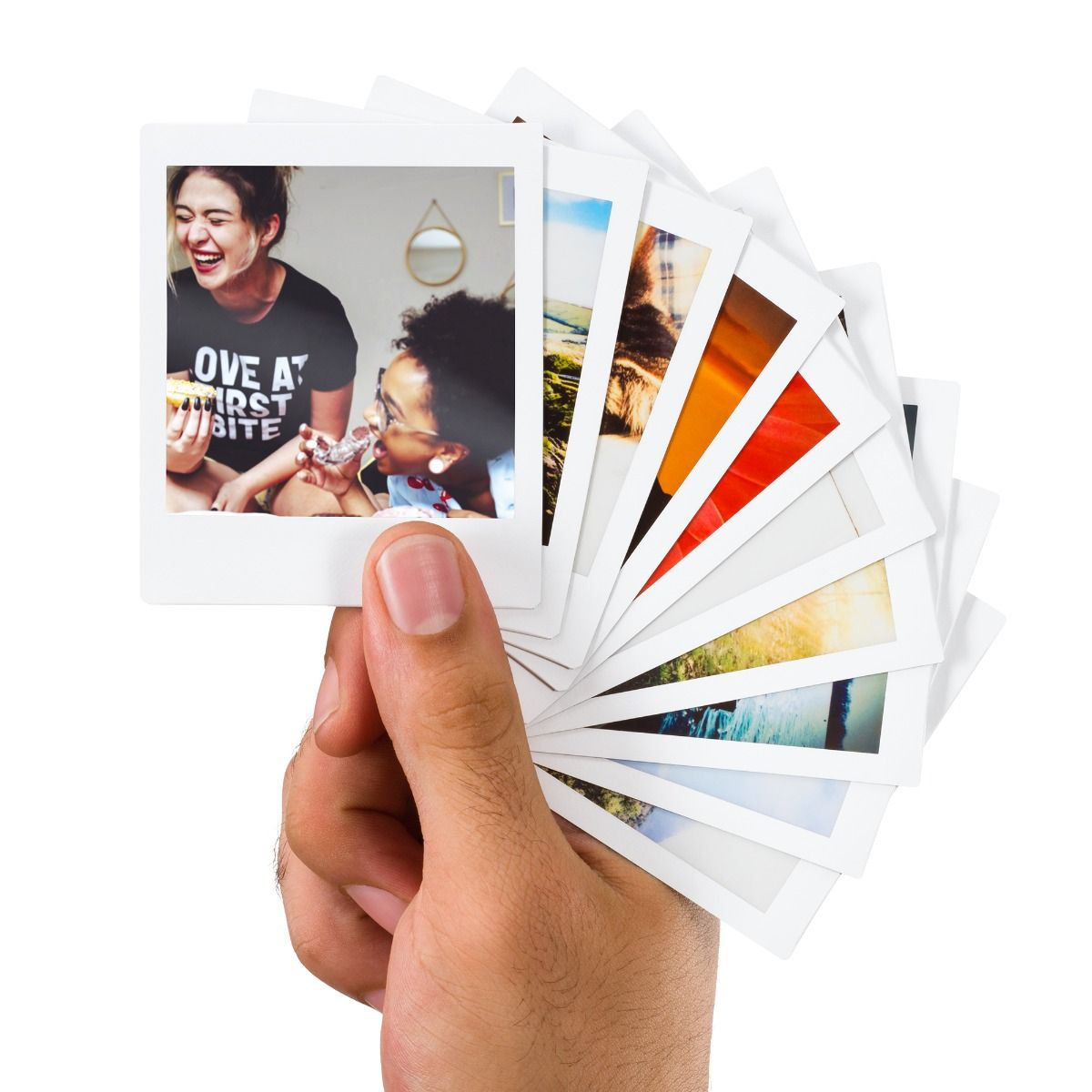 instax SQUARE Film Twin Pack (20 Shots)