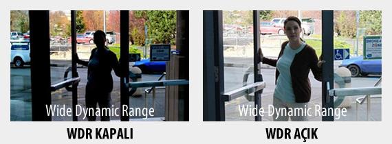 WDR (Wide Dynamic Range) nedir?