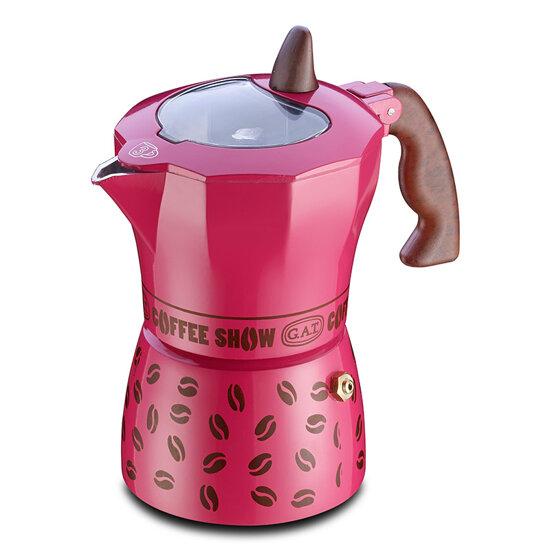 GAT Coffee Show Espresso Makinası 6 Kişilik