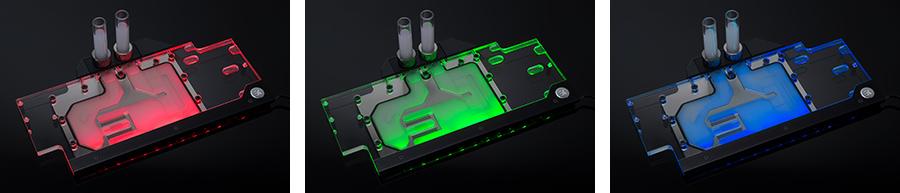EK-FC1080 GTX Ti FTW3 RGB
