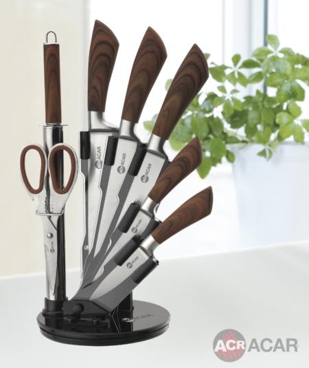 Acar 7 Li Bıçak Seti