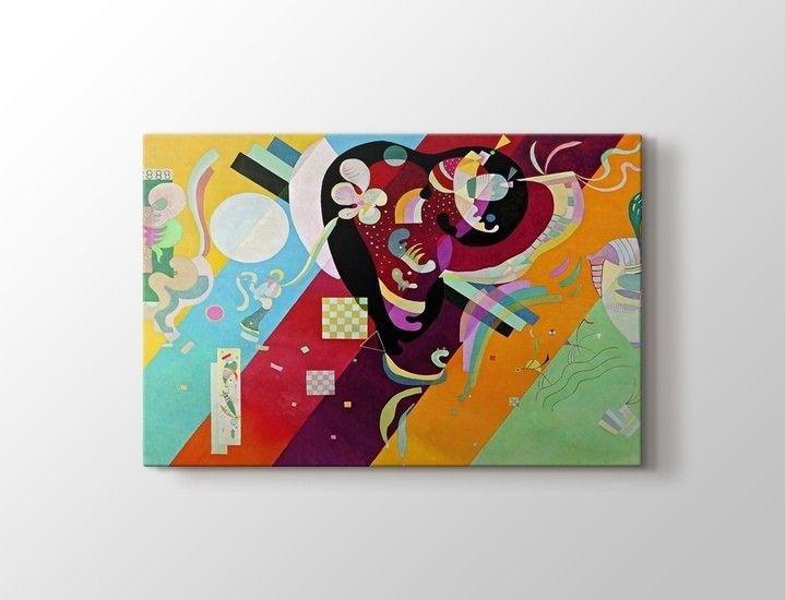 Wassily Kandinsky - Kompozisyon IX Tablo