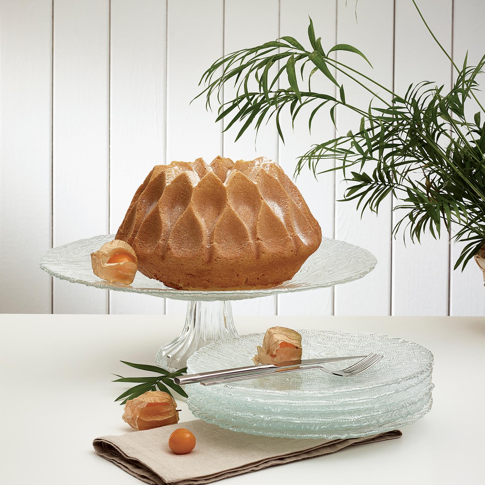 Emsan Safari Light Amber 6 Kişilik Kek/Pasta Seti