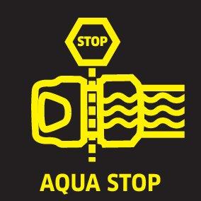 Universal hortum bağlantı Plus (Aqua Stop)