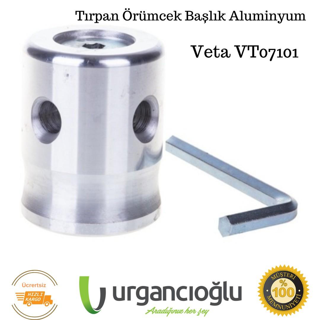 Veta VT07101  Tırpan Örümcek Başlık veta VT07101 Aluminyum