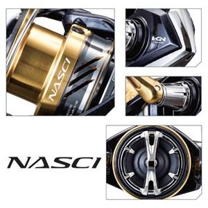 Shimano Nasci 5000 XG ile ilgili görsel sonucu
